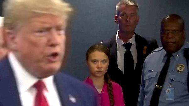 """Chill Greta, Chill!"": Trump gibt Greta Thunberg Rat zu Wutproblem"