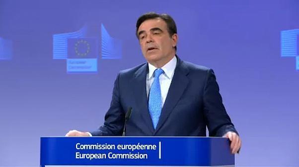 La Grecia sceglie Margaritis Schinas come prossimo commissario europeo