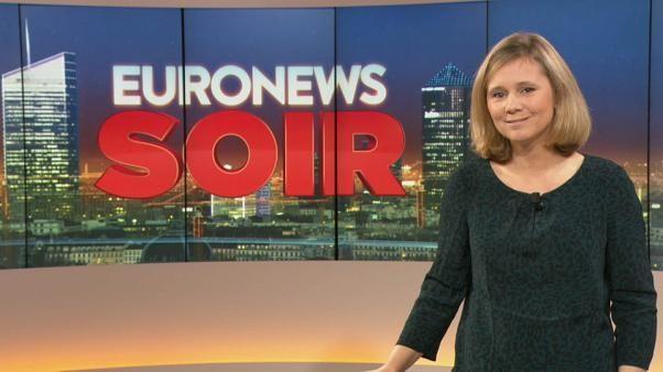 Euronews Soir : l'actualité du mardi 20 novembre 2019