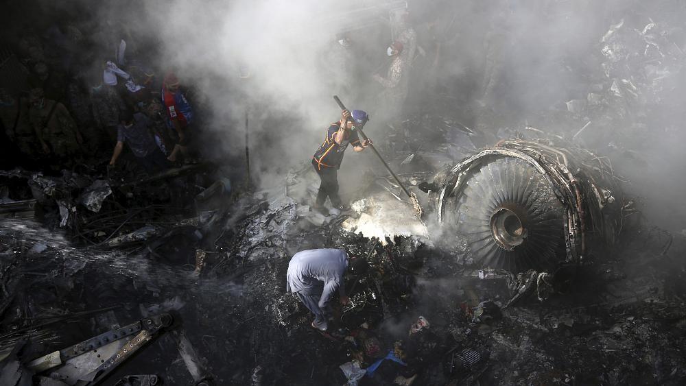 Pakistanische Piloten im Visir - Arbeitsverbot in der EU