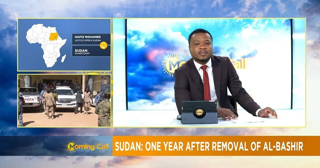 One year after the ouster of Sudan's Omar Al-Bashir [Morning Call]   Africanews
