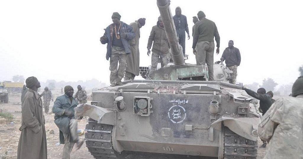Lutte contre le terrorisme : un camp de l'ISWAP détruit à Borno | Africanews