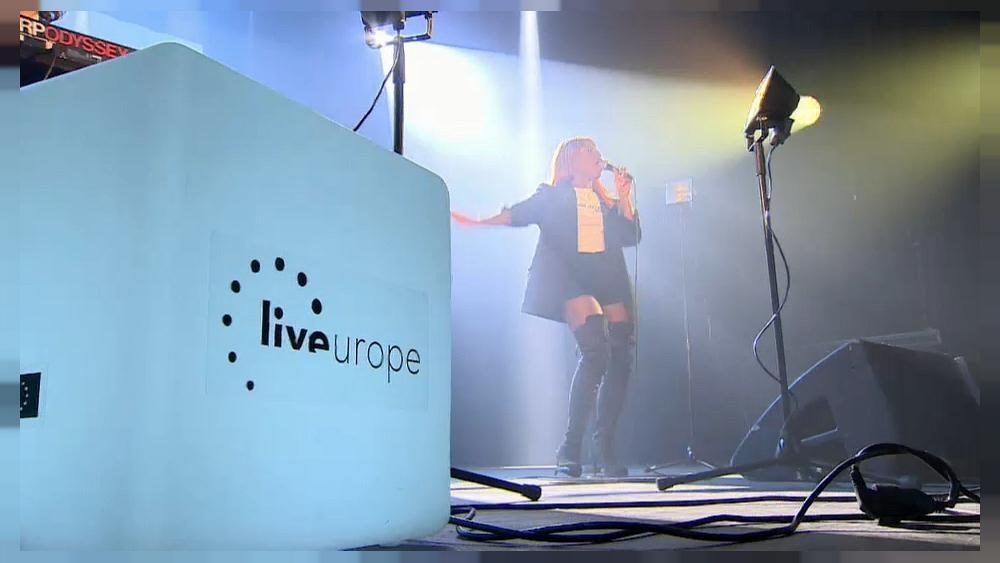 Concerto Liveurope mistura sala e Internet para ajudar setor
