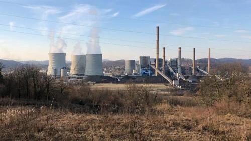 Kohleenergie ist auch in Bosnien ein umkämpftes Thema