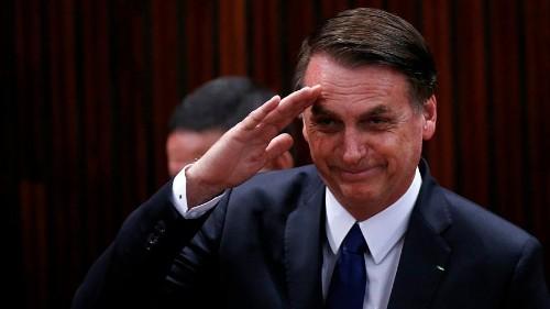 Bolsonaro passa última etapa antes da Presidência