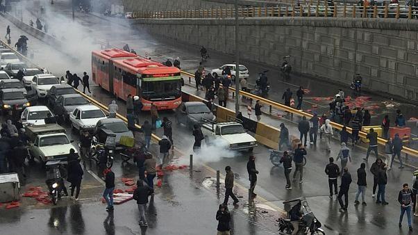 اعتراضات ایران - cover