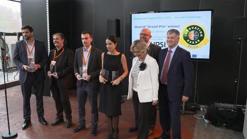 Innovation Radar Prize 2019 - 4D Hybrid Project