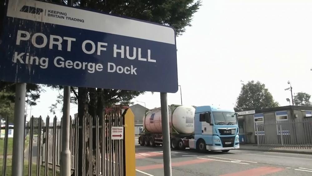 Regno Unito, i porti temono la Brexit