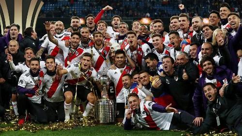 River Plate s'offre la Copa Libertadores