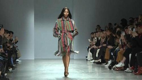 Un air africain à la fashion week de Paris