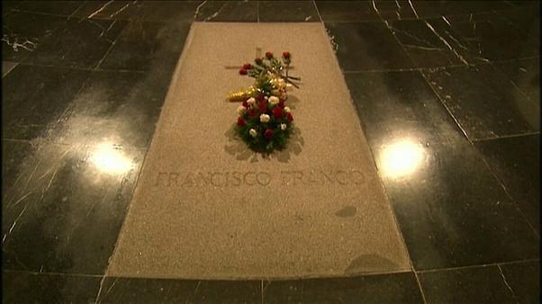 Espagne : Franco sera exhumé jeudi