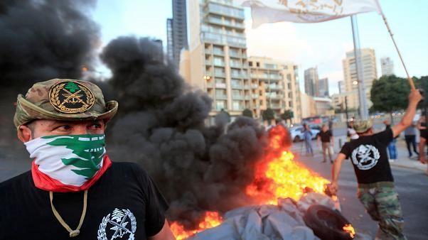 لبنان: احتجاجات واسعة في بيروت قبل تصويت المجلس النيابي على موازنة تقشفية خانقة