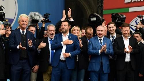 قادة اليمين المتطرف في أوروبا يحشدون في ميلانو ويتعهدون بإعادة تشكيل القارة