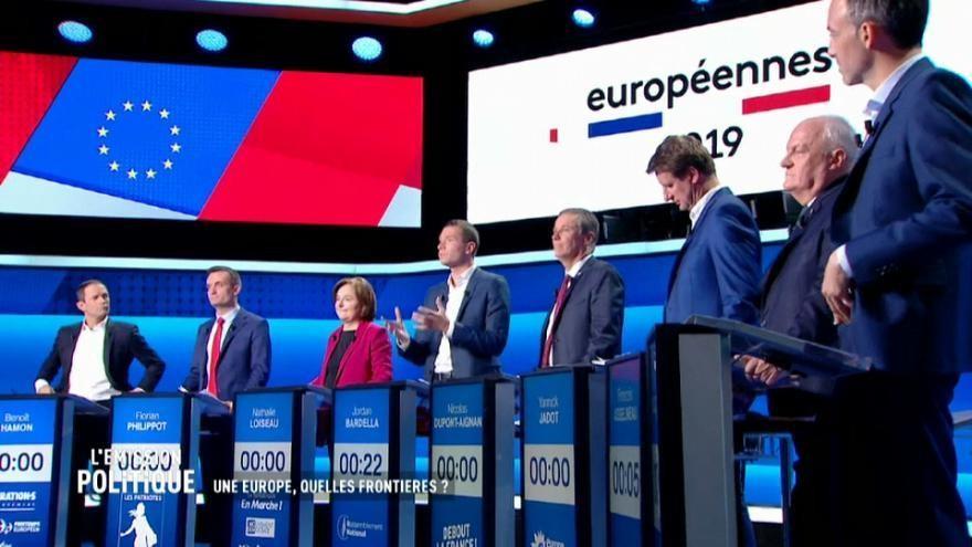 Europawahl 2019 - Cover