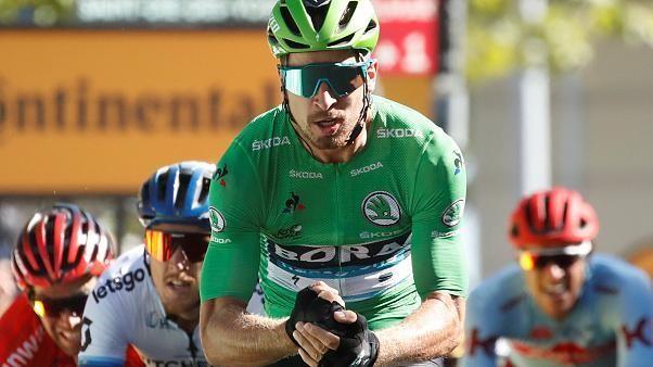 Tour de France 2019 - Peter Sagan sprintet zum Sieg