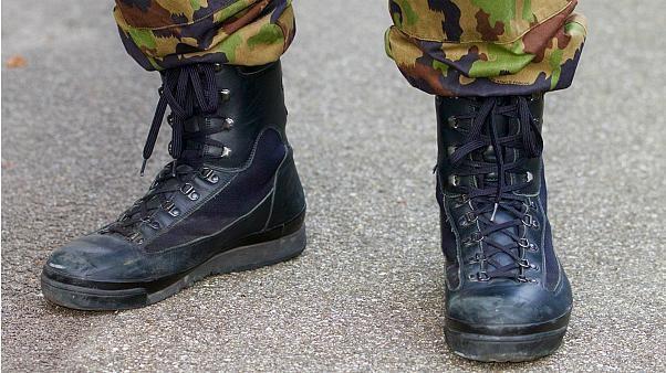 Swiss barracks under quarantine after dozens of soliders hospitalised