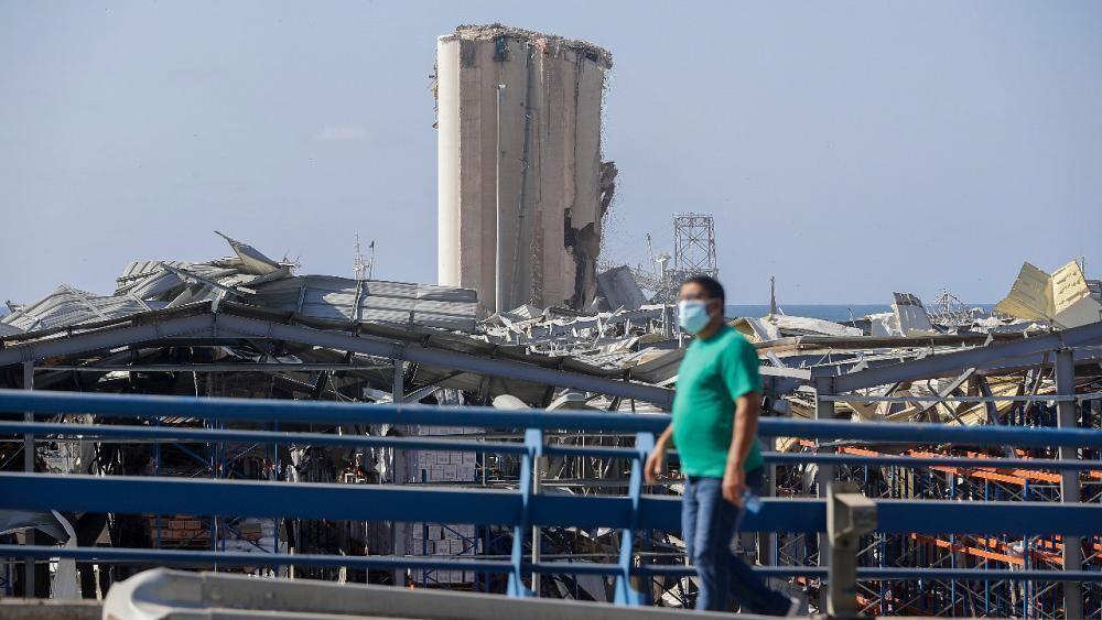 Beirut blast: Port officials under house arrest as anger grows at Lebanon's elite