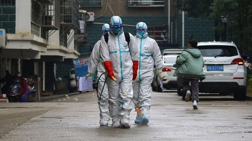 80 dead from coronavirus in China as authorities scramble to contain outbreak