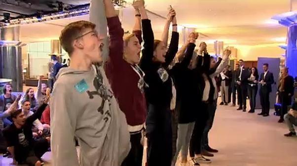 Kampf dem Klimawandel im Europäischen Parlament