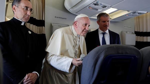 """Papst: """"Fremdenfeindlichkeit erinnert an Hitler"""""""