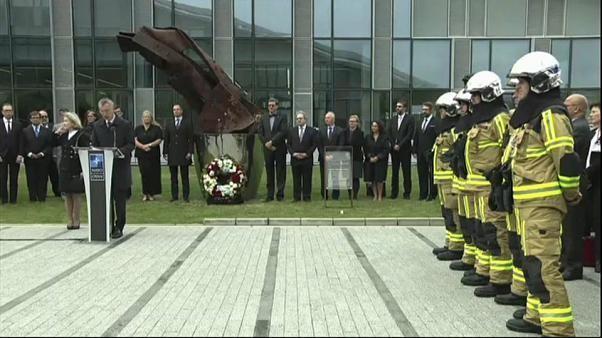 Nato gedenkt 9/11-Opfern und erinnert an Artikel 5