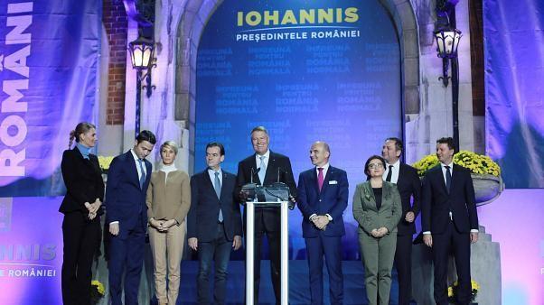 Iohannis et Dancila au second tour de la présidentielle de la Roumanie