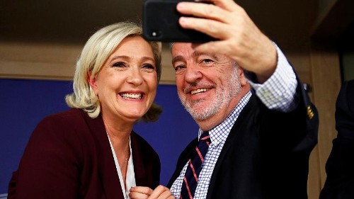 New far-right alliance in European Parliament