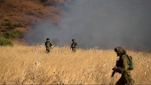 'Several dead' in Israeli retaliation against rocket attacks from Syria
