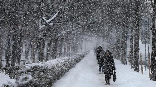 Maltempo: freddo-record, nei Balcani mai così dal 1963