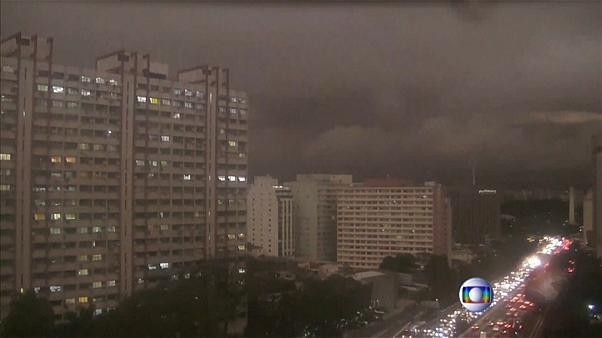 Amazon burning: Smoke travels nearly 3000 km to black out Sao Paulo in middle of the day