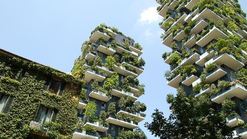 Greener cities could help you to live longer