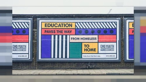 The radical artist beating youth homelessness in the UK