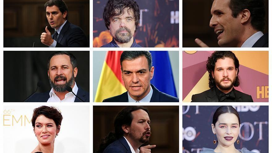 Elecciones en España 2019 - Cover