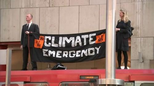 Rébellion pour le climat à Londres