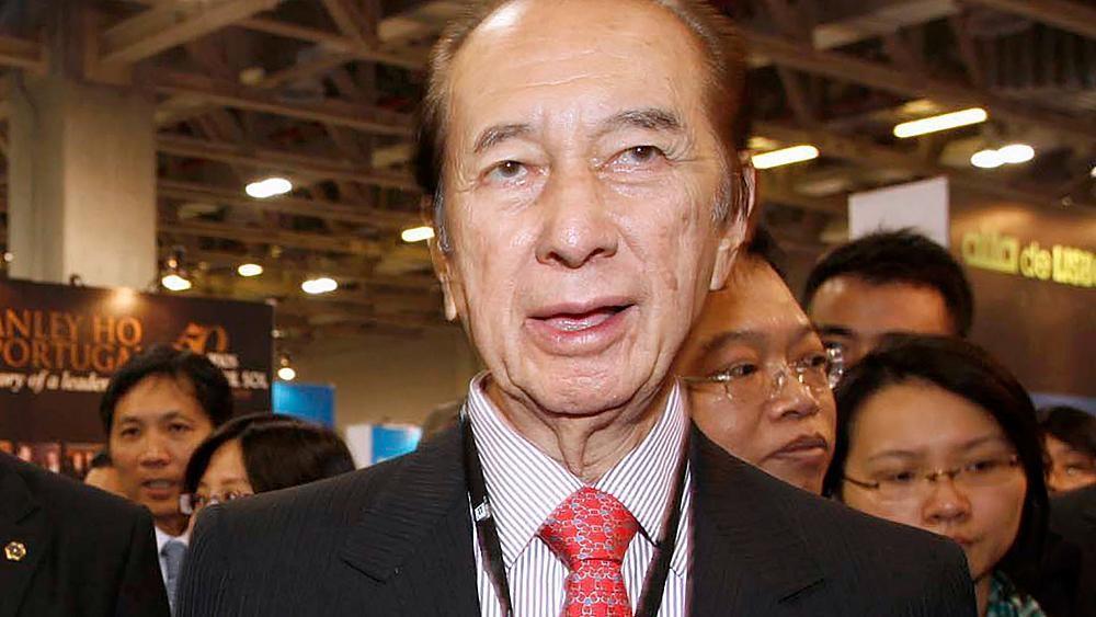 Morreu o magnata dos casinos Stanley Ho