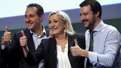 Partis nationalistes européens : l'union impossible ?