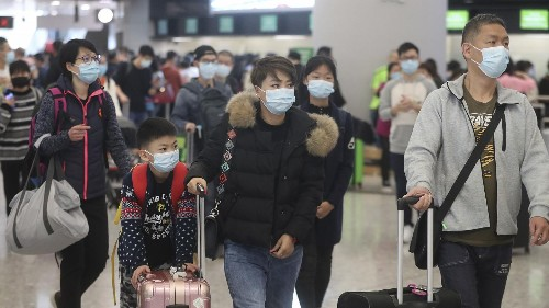 1372 Coronavirus - Infizierte in China, Peking setzt auf radikale Massnahmen