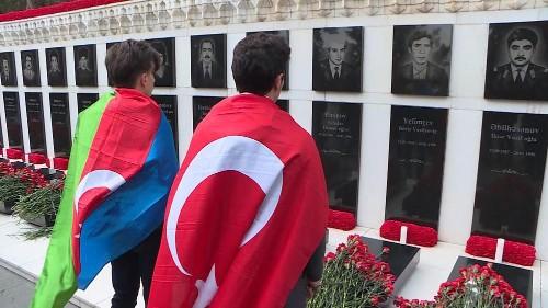"L'Azerbaïdjan commémore le ""Black January"""