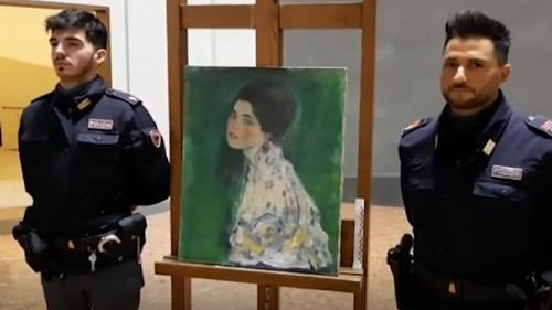Gustav Klimt: One of art world's biggest mysteries solved as missing painting found 23 years on