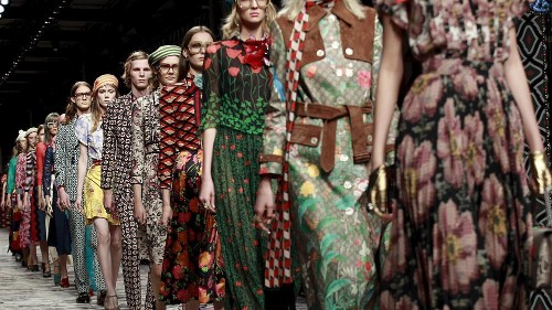 Gucci goes fully carbon neutral as London Fashion Week commences