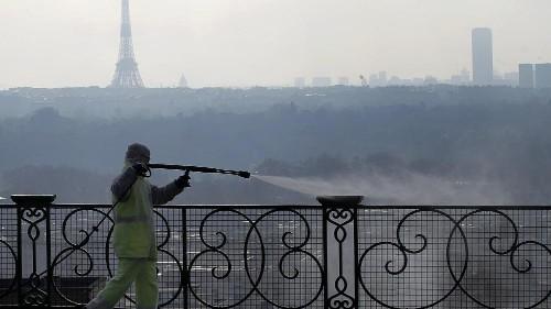 Covid-19 en France: 499 décès de plus à l'hôpital en 24 heures, 3523 morts au total (officiel)