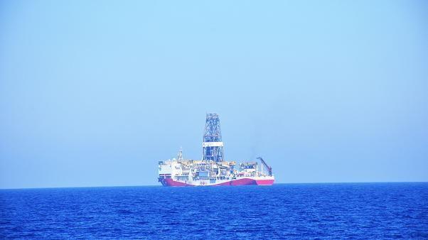 Kıbrıs Rum Yönetimi 8,4 milyar euroluk ilk doğalgaz işletme anlaşmasını imzaladı