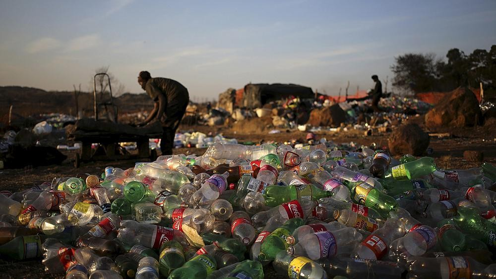 WATCH | Turning plastic waste into buildings