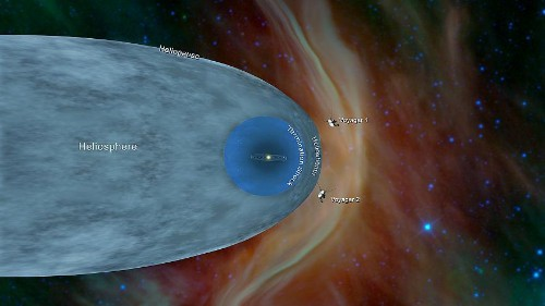 Voyager 2 atinge espaço interestelar