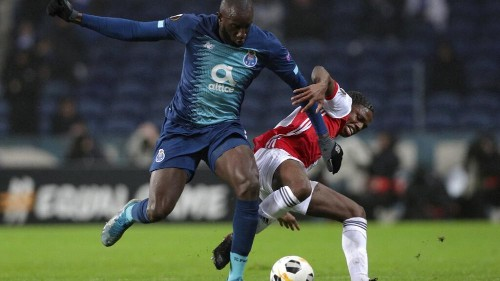 FC Porto player walks off pitch in fury at racist chants