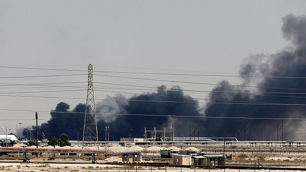 Attack on a major Saudi oil facility was launched from Iran, U.S. intelligence shows