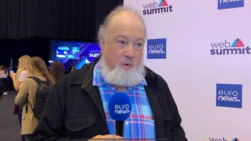 Web Summit 2019: 'Godfather of crypto' hails new chat app with privacy protection