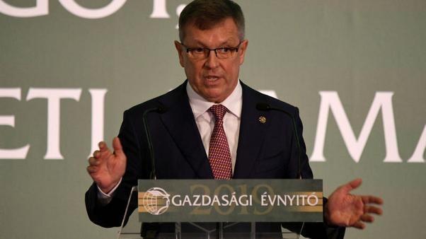Hungary central bank head says euro a 'strategic error': Financial Times