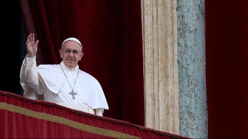 """San Pietro, Papa: """"Pace a chi ha perso una persona cara a causa del terrorismo"""""""