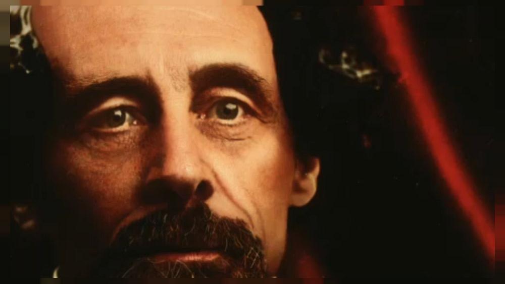 Charles Dickens cobra vida en su museo con varios retratos a todo color